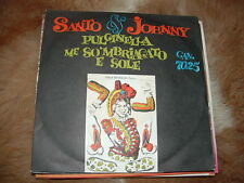 "SANTO & JOHNNY ""PULCINELLA - ME SO' 'MBRIACATO E SOLE "" ITALY'6?"
