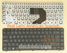 FOR HP Compaq CQ45-800 CQ45-900 CQ45-d00 CQ45-m00 Keyboard Latin Spanish Black