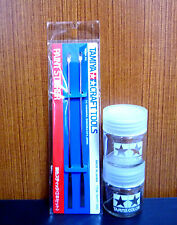 TAMIYA Paint Stirrer and Mixing Jar 23ml set / 81041 / 74017 / Made in Japan