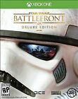Star Wars Battlefront -- Deluxe Edition (Microsoft Xbox One, 2015)