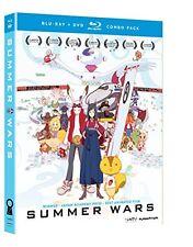 Summer Wars: Movie [Blu-ray + DVD]