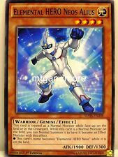 Yu-Gi-Oh - 1x Elemental HERO Neos Alius - SDHS - Structure Deck Hero Strike
