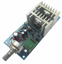 DC Motor Speed Control HHO/PWM 8 - 30VDC  30A Soft start  function  Freq 12.8kHz