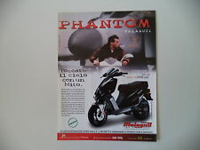 advertising Pubblicità 1999 MALAGUTI PHANTOM F12 100