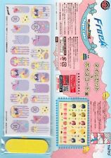 Free! Iwatobi Swim Club Anime Nail Art Stickers Seals Decals Haruka Taito Kuji