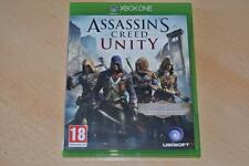 Assassin's Creed Unity Xbox ** GRATIS UK FRANQUEO ** One