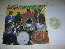 THE DIRTY DOZEN BRASS BAND Mardi Gras LIVE In Montreux *RARE VINYL*MINT*