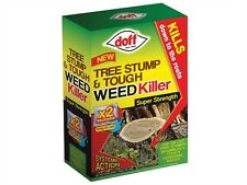 Doff Tree Stump & Tough Super Strength Weed Killer - 2 Sachets