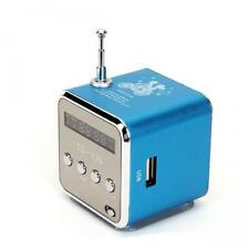 Portable U-Disk SD Card Music box Speaker For Ipod Iphone MP3 Laptop PC FM Radio