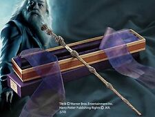 Harry Potter Dumbledore Elder Wand In Ollivanders Box Noble Collection Gift Prop