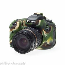 easyCover Armor Protective Skin for Canon 7D Mark II Camo - Free US Shipping