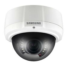 Samsung SCV-2082RP High Resolution Vandal-Resistant IR CCTV Dome Camera 2.8-10mm