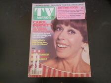 Dolly Parton, Ilene Kristen, Abe Vigoda -TV Radio Mirror Magazine 1971