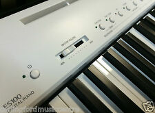 KAWAI ES100W WHITE Digital PIANO NEW @ CarlingfordMusic