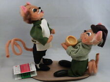 Annalee Dolls Oliver Twist Series Oliver with Mr Brumble 2014 Exclusive 945714
