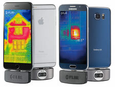 Ghost Hunting thermal imaging camera for ANDROID thermo cam paranormal mobile