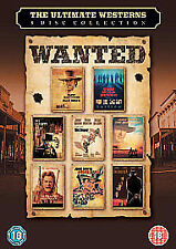 The Ultimate Westerns Collection (DVD, 2006, 8-Disc Set, Box Set)