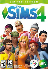 The Sims 4 Limited Edition (PC: Mac, 2014)