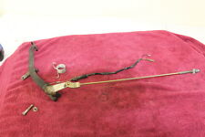 76-77 HONDA CJ360T 360 BRAKE PEDAL-ASSEMBLY