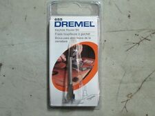 DREMEL 655 KEYHOLE ROUTING BIT NEW IN PACKAGE