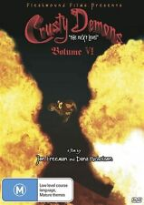 Crusty Demons - The Next Level (DVD, 2010)**R4**Excellent Condition
