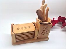 Large Set Tea Bamboo Tools For Chinese Gong Fu Tea Ceremony Very Important Tools