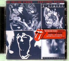 CD (NEU!) . ROLLING STONES - Emotional Rescue (dig.rem. Dance (PT.1) mkmbh
