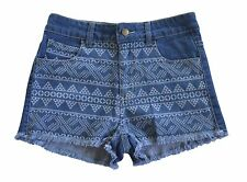 Forever 21 Denim Women's Girls Jeans Shorts Size 25