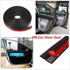 """4M 160"""" Z Shape Car Window Door Rubber Hollow Seal Strip Sealing Weatherstrip"""