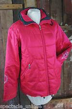 SP SPORTALM * bezaubernde Winterjacke * Pink * super schöne Detail Stickerein 38