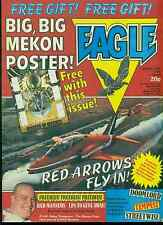 EAGLE British comic book May 8 , 1982 (includes Mekon poster!) VG+