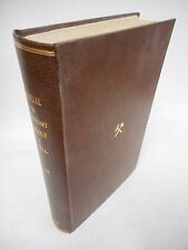 A Manual of Elementary Geology Charles Lyell 1851 3rd edition John Murray Illus