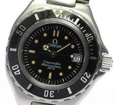 Auth OMEGA Seamaster Professional 200m Quartz Ladies wrist watch_330081