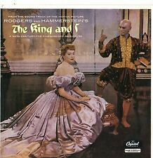 "Deborah Kerr / Yul Brynner - The King And I 7"" Ep c1960"