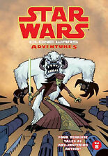 Star Wars - Clone Wars Adventures: v. 8 by Ethen Beavers, Fillbach Brothers,...