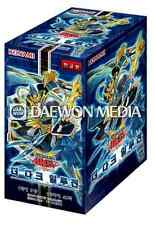"Yugioh Cards ""The Dark Illusion"" Booster Box(40 pack)/ Korean Ver"