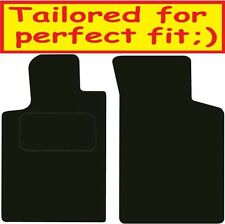 Deluxe Quality Car Mats for Fiat Barchetta Left Hand Drive 95-05 ** Tailored for