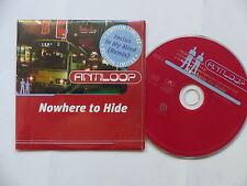 CD  single ANTILOOP Nowhere to hide 731456998626