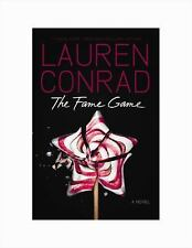 Fame Game: The Fame Game 1 by Lauren Conrad (2012, Hardcover)