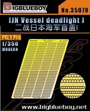 Big Blue Boy 1/350 #35070 WWII IJN Vessel Deadlight #1