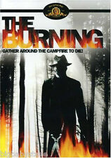 THE BURNING (Widescreen Dual Layer) Rare OOP Cropsy Brand New Factory Sealed DVD