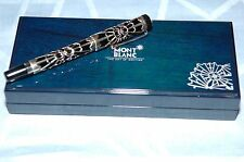 Montblanc Octavian Limited Edition Fountain Pen, Silver, 1096/4810, Mint