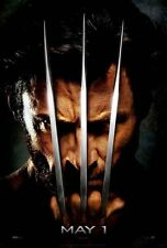 X-MEN ORIGINS: WOLVERINE - 2009 - Orig D/S ADV MOVIE POSTER 27X40 - HUGH JACKMAN