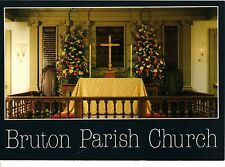 Festival Altar at Burton Parish Church, Williamsburg Virginia Postcard