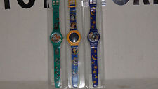 DISNEY WATCHES POCAHONTAS,HUNCHBACK OF NOTRE DAME, BAMBIE. NEW