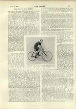 1899 fr goodwin cyclisme record great north road démocrate gagne champagne stakes