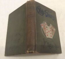 Robert Houdin Card-Sharpers ** Rare First Edition ** 1891