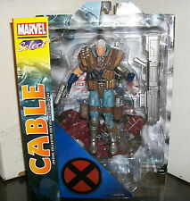CABLE MARVEL SELECT ACTION FIGURE - 2016