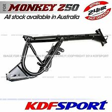 KDF 50CC BIKE FRAME BLACK 50 AFTERMARKET K0 K1 K2 FOR HONDA MONKEY Z50 Z50A