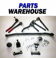 12 Piece Suspension Kit for Impala Caprice Riviera Full Size Center Link Tie Rod